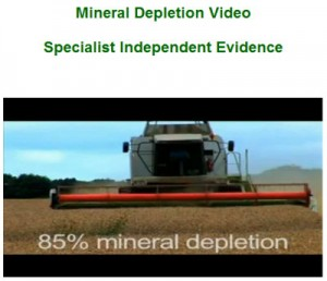 Mineral Depletion Video