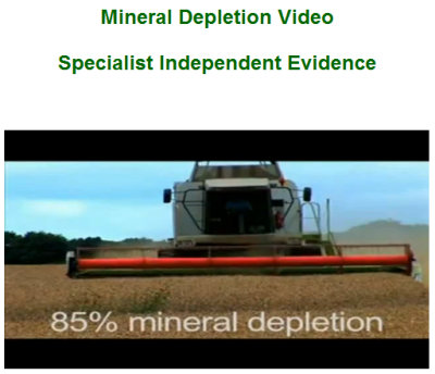 Mineral Depletion Video
