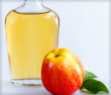 Drink Water And Apple-Cider Vinegar For A Year