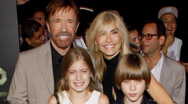 It takes money to try to hold Big Pharma accountable: Chuck Norris sues 11 drug companies for poisoning his wife