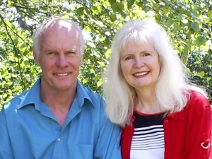 Rex and Jeannie Johnson - photo