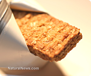 UK bread and cereal bars found contaminated with glyphosate - image