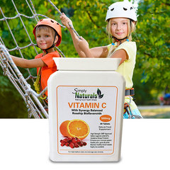 Vitamin C Fighting Colds, Flu & Viruses