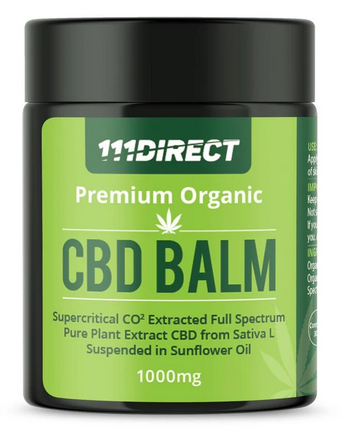 Premium Full Spectrum CBD OIL - 2000mg